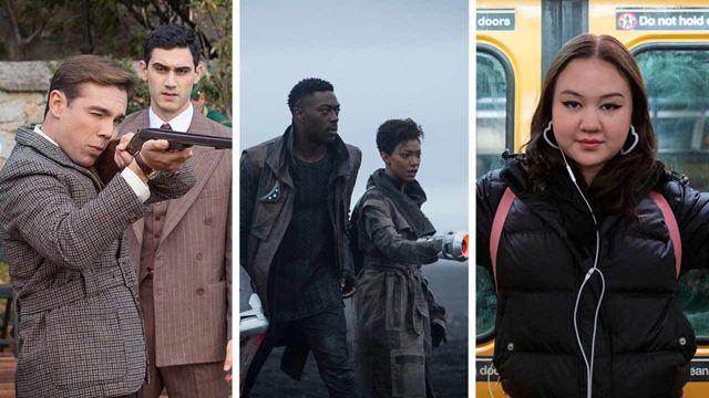 Netflix: Las series que se estrenan del 12 al 18 de octubre