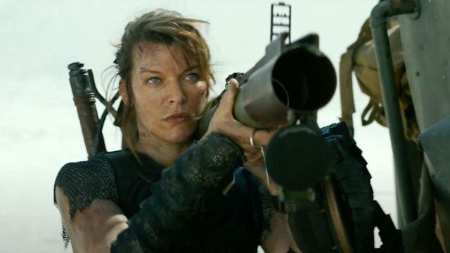 'Monster Hunter': Milla Jovovich contra los monstruos en el primer tráiler