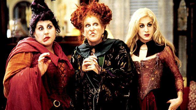 'El retorno de las brujas': Primera imagen del reencuentro de las hermanas Sanderson