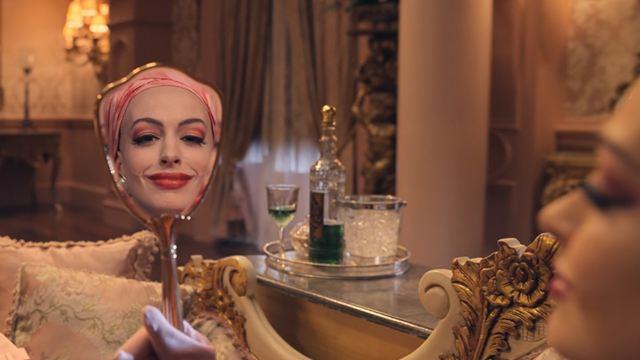 'Las Brujas (de Roald Dahl)': Anne Hathaway nos explica cómo era el proceso de maquillaje