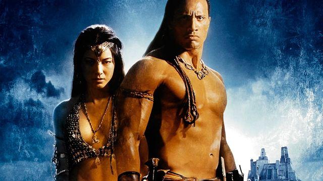 'El rey escorpión': Universal pone en marcha un 'reboot' con Dwayne Johnson como productor