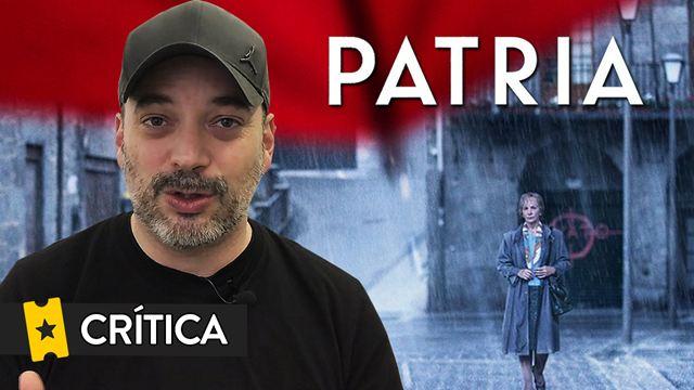 """Vídeocrítica 'Patria' (HBO): """"Uno de los principales méritos de la serie es precisamente su capacidad para ser fiel a la novela"""""""