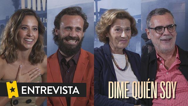 Las claves de 'Dime quién soy', la serie de Movistar+ con Irene Escolar