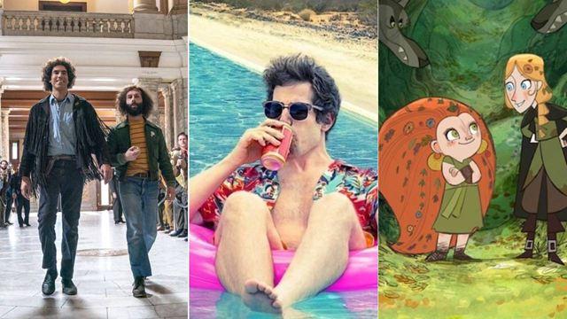 Casi todas las películas nominadas a los Globos de Oro 2021 se pueden ver desde el sofá de casa