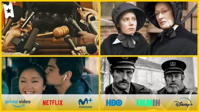 4 películas y series que te recomendamos ver este fin de semana en Netflix, Movistar+ y Rakuten TV