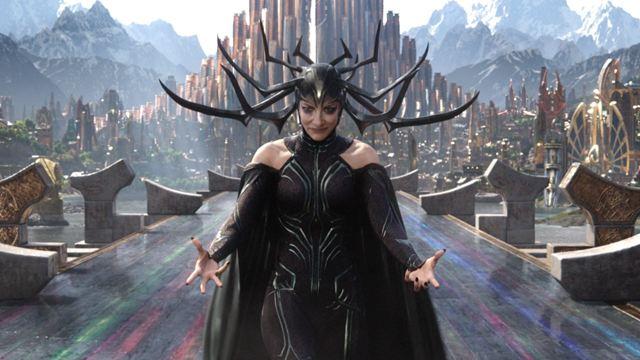 Melissa McCarthy, la nueva Hela en el rodaje de 'Thor: Love and Thunder'