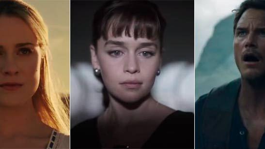 Todos los tráilers de películas y series de la Super Bowl 2018