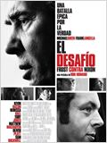 El desaf&#237;o: Frost contra Nixon