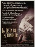 La lista de Schindler