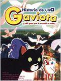 Historia de una gaviota (y del gato que le enseñó a volar)