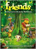 Friends: Aventura en la Isla de los Monstruos