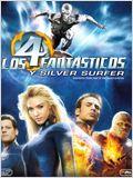Los 4 Fantásticos y Silver Surfer
