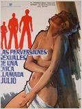 Las perversiones sexuales de una chica llamada Julio