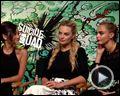Foto : Jai Courtney, Cara Delevingne, Karen Fukuhara, Joel Kinnaman, Margot Robbie Interview : Escuadrón suicida