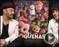 Foto : Almudena Cid, José Corbacho, Belén Cuesta, Juan Ibánez (II) Interview : Cigüeñas