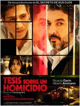 Tesis sobre un homicidio
