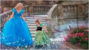 Una madre convierte a su hija en princesas Disney para aumentar su extraversión