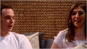 'The Big Bang Theory': ¿Qué pasó anoche entre Sheldon y Amy?