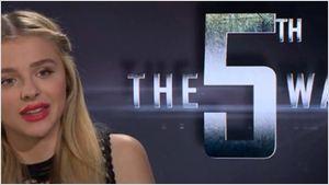 'La quinta ola': Entrevista en vídeo con su protagonista Chloë Grace Moretz