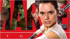 """Disney afirma que las películas de Marvel """"continuarán por siempre"""" y que se harán más de 'Star Wars' después de las planeadas"""