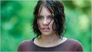 'The Walking Dead': Lauren Cohan casi deja la serie por esta polémica escena