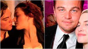 16 parejas míticas del cine, antes y después