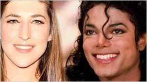 Mayim Bialik ('The Big Bang Theory') revela que actuó en un videoclip de Michael Jackson