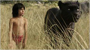 'El libro de la selva' lidera la taquilla española en su primer fin de semana