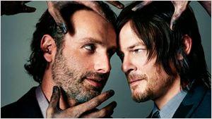 'The Walking Dead': ¿Por qué Norman Reedus guarda la barba de Andrew Lincoln en el frigorífico?