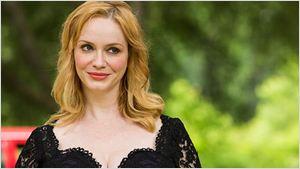 'Hap and Leonard': Entrevista a Christina Hendricks, una 'femme fatale' en la nueva serie de AMC España