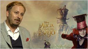 'Alicia a través del espejo': James Bobin deja la puerta abierta a una tercera película