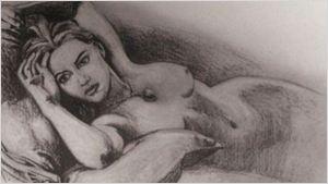 'Titanic':¿Quién fue el encargado de hacer el dibujo de Kate Winslet desnuda en la película?