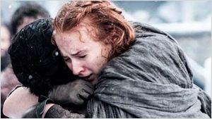 'Juego de Tronos': Sophie Turner habla sobre la posibilidad de que Jon y Sansa se casen