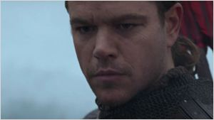 'La Gran Muralla': Matt Damon y Pedro Pascal se enfrentan a una misteriosa criatura en el primer tráiler