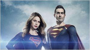 'Supergirl': Primer vistazo a Tyler Hoechlin como Superman