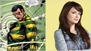 'The Flash': Ashley Rickards interpretará a The Top en la tercera temporada