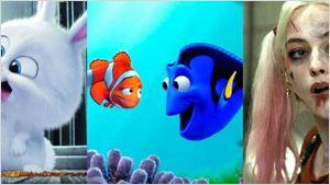 Las 10 películas más taquilleras del verano de 2016