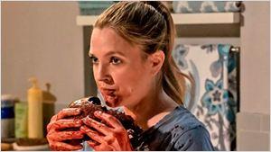 'Santa Clarita Diet': Esto es lo que realmente come y bebe Drew Barrymore en la serie de Netflix