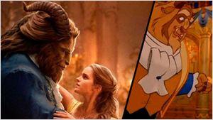 VÍDEO: 'La Bella y la Bestia' y otras películas de acción real idénticas a sus clásicos Disney