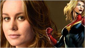 """'Captain Marvel': Brie Larson dice que la película será """"un puente entre dos mundos"""""""