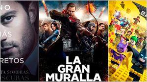 '50 sombras más oscuras' sigue en lo más alto de la taquilla española