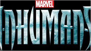 'The Inhumans': Revelado el logo y la fecha de estreno en cines IMAX de la serie de Marvel