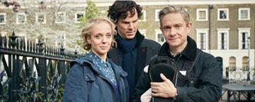 'Sherlock': Martin Freeman habla sobre cómo afectará el bebé Watson en la cuarta temporada y la posibilidad de una quinta