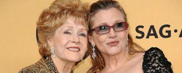 Así ha sido el homenaje público a Carrie Fisher y Debbie Reynolds
