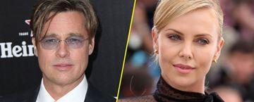 ¿Están Brad Pitt y Charlize Theron juntos gracias a Sean Penn?