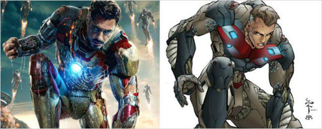 Marvel y Disney son demandadas por copiar el diseño del traje de Iron Man