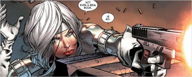 RUMOR: Sony planea una película sobre la mercenaria Silver Sable