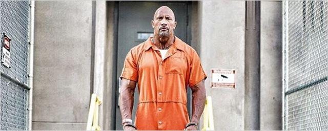 'Fast and Furious 8': Dwayne Johnson explica cómo piensa su personaje dentro de prisión