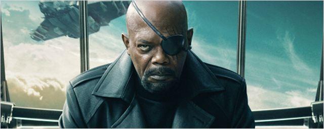 Samuel L. Jackson adelanta que Nick Fury podría estar en 'Captain Marvel'