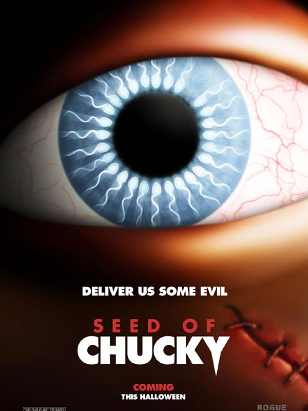 Cartel De La Semilla De Chucky Poster 2 Sensacine Com
